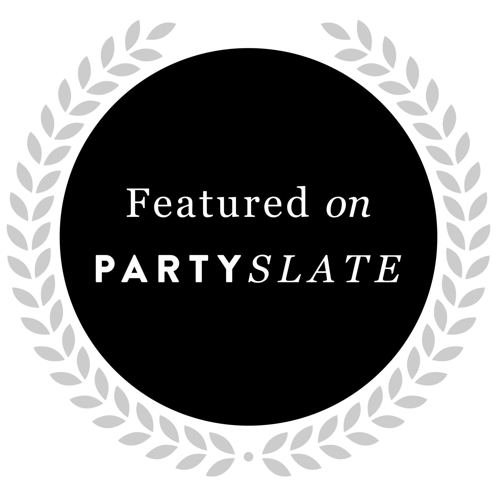 partyslate-featured-badge